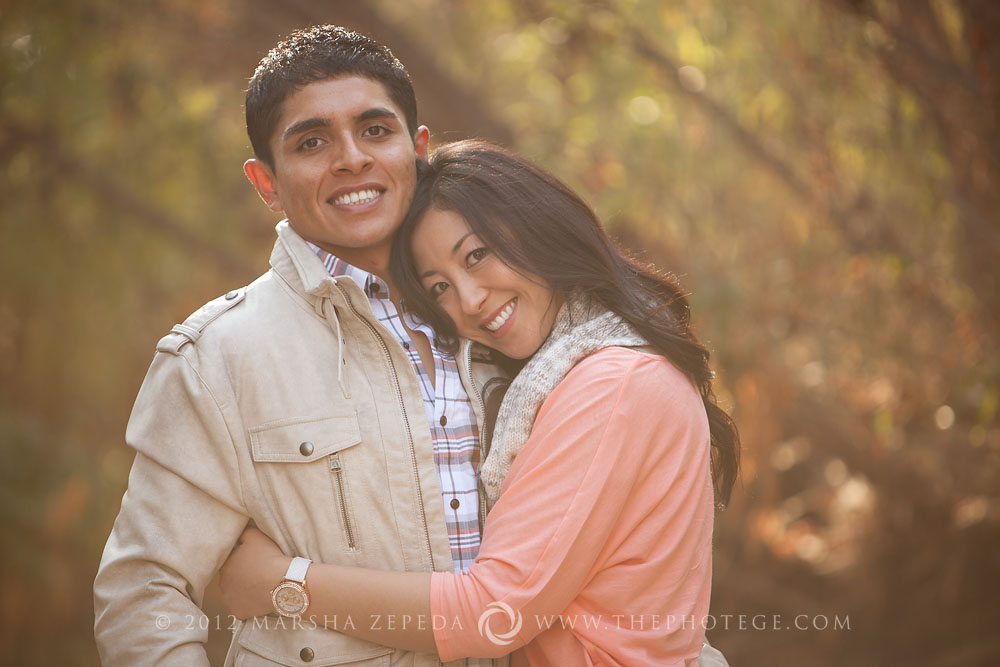Encore!  Joe + Kimi {bakersfield, california engagement photography}