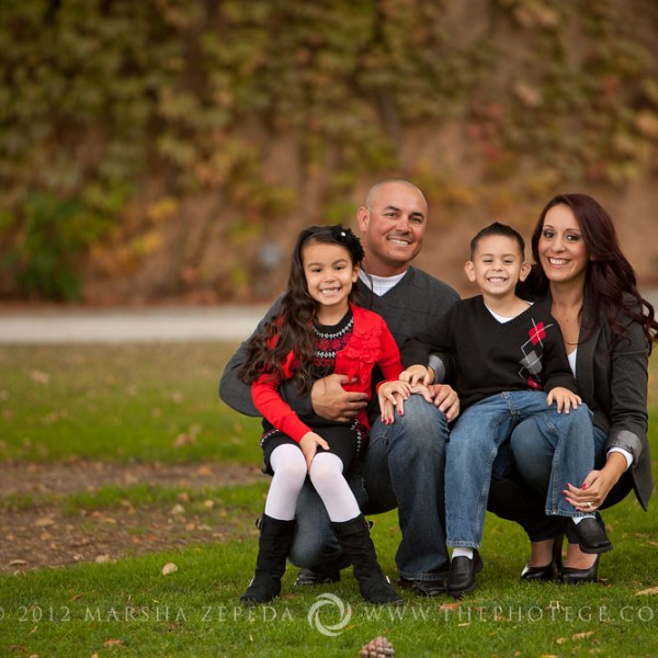 The Pelayo Family {bakersfield, california family photography}