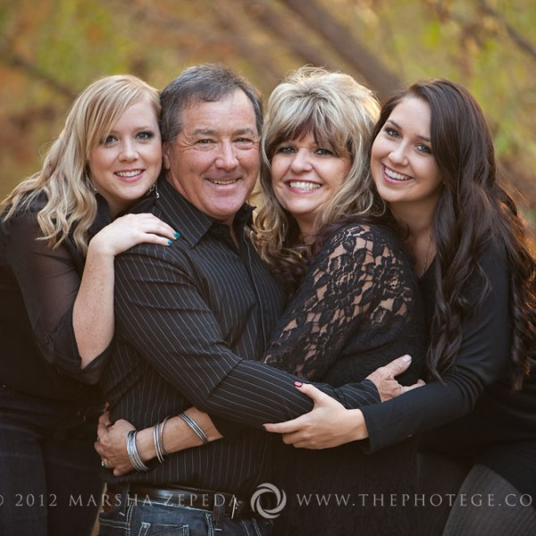 The Ross Family {bakersfield, california family photography}
