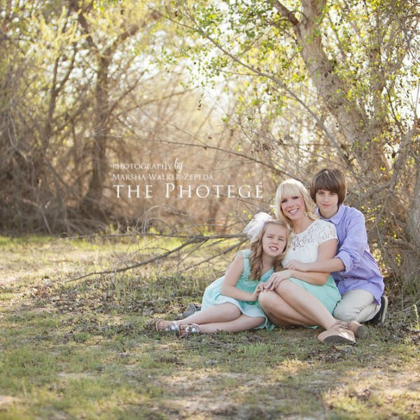 The Bryant-Patnode family {bakersfield, california family photography}