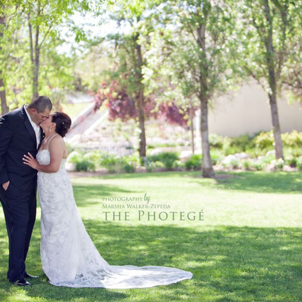 David + Renee = MARRIED {bakersfield, california wedding photography}