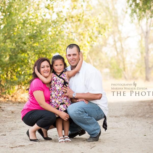 The Gonzalez Family {bakersfield, california family photography}
