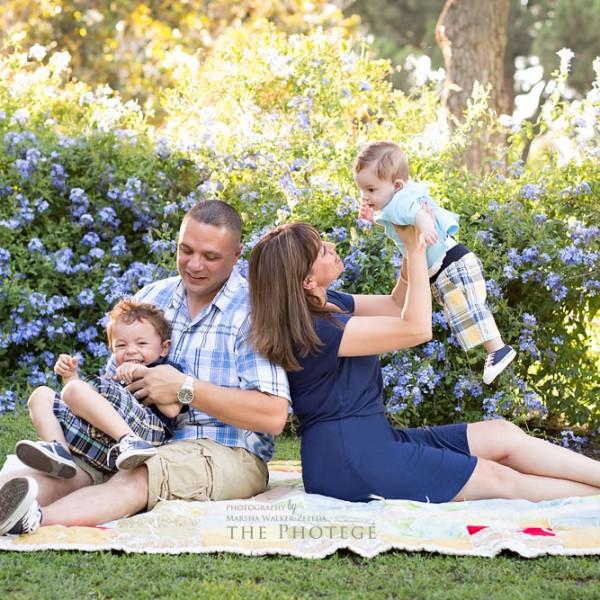 The Mendoza Family {bakersfield, california family photography}