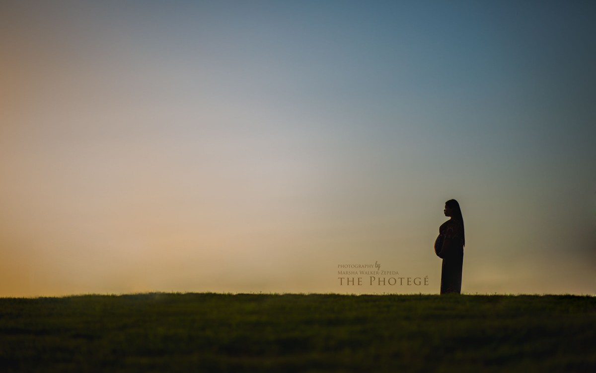 Expecting any minute {bakersfield, california maternity photography}