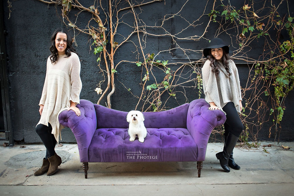 Sister, sister {bakersfield, california family photography}