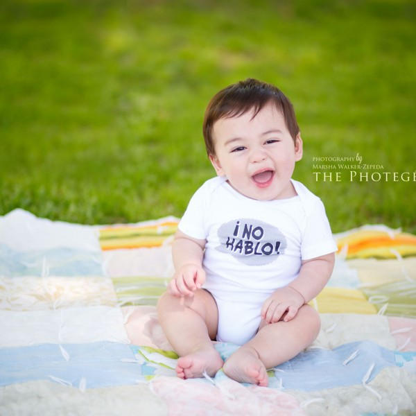 Baby Ivan : 9 months old {bakersfield, california baby photography}