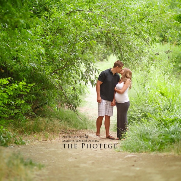 Beautiful Baby Bump {bakersfield, california maternity photography}