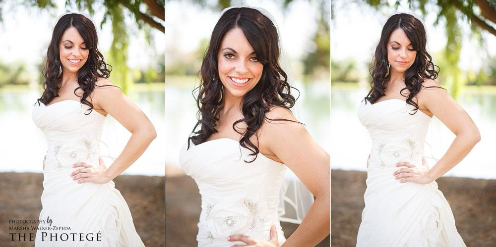 beautiful bride, shafter park place wedding
