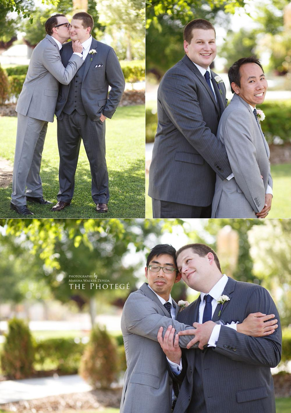groom and groomsmen, shafter park place wedding