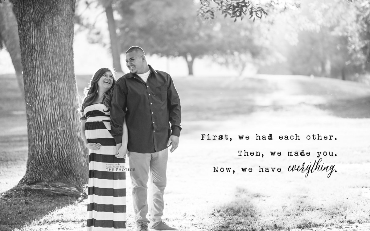 Waiting for Mia {bakersfield, california maternity photography}