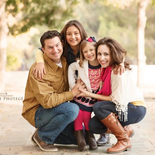 The Kobe Family {bakersfield, california family photography}