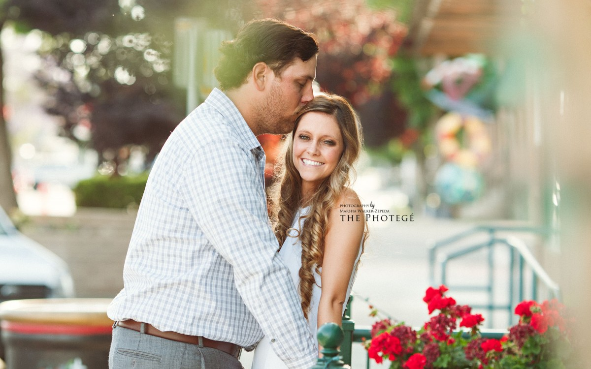 Melody + Dallen = ENGAGED {bakersfield, california engagement photography}