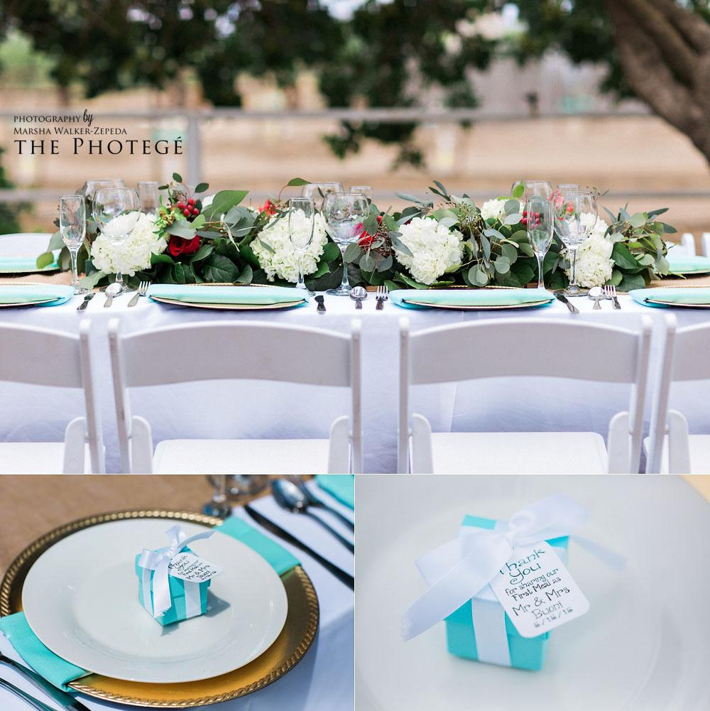 Bakersfield Farm Wedding