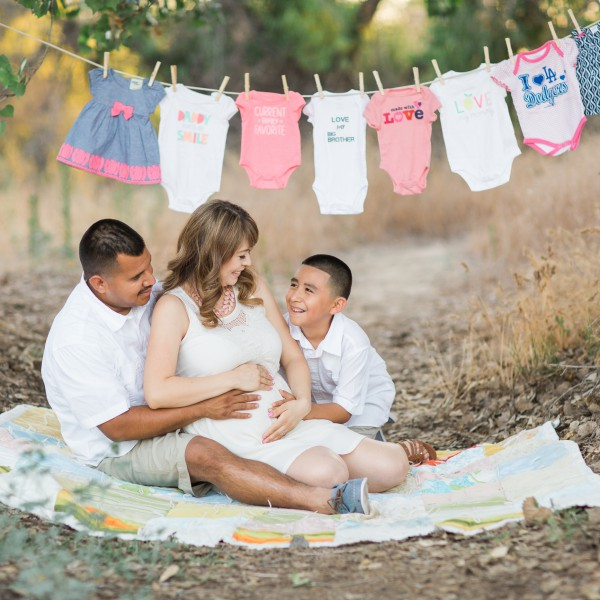 It's a ... {bakersfield, california gender reveal photography}