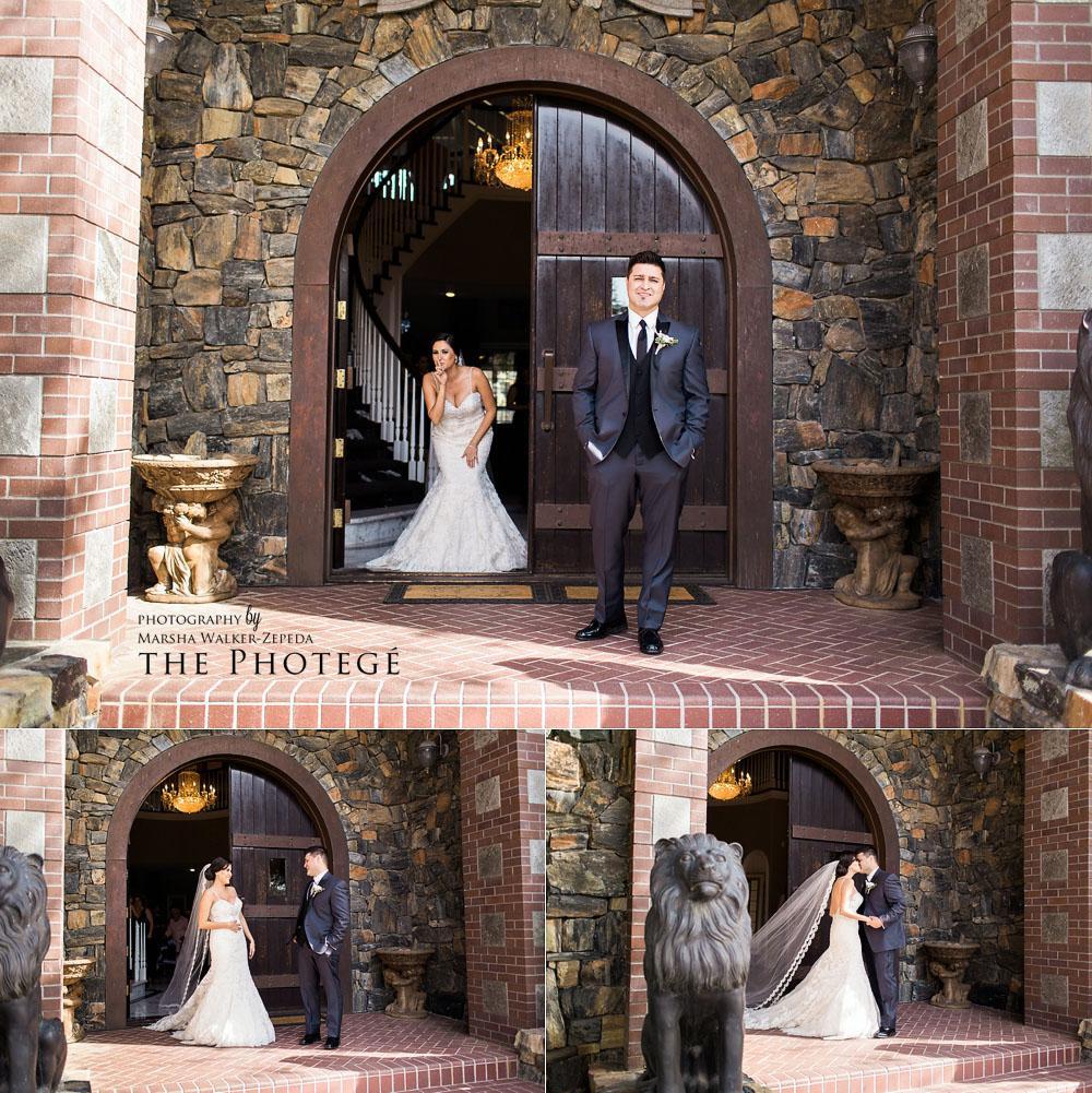 clovis castle wedding