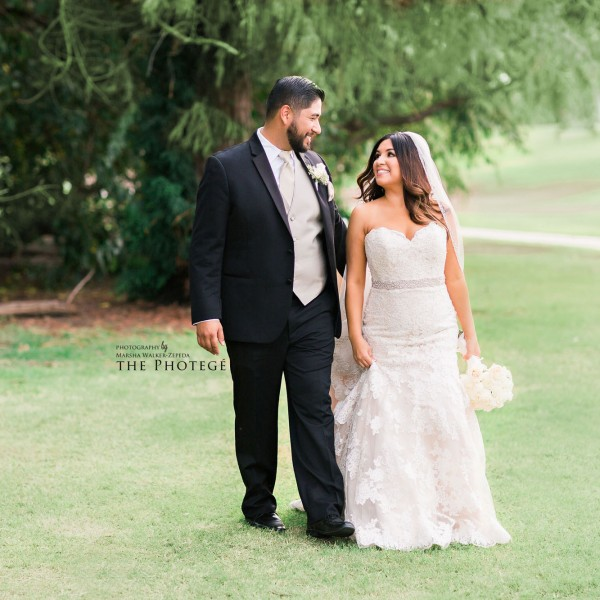 Marcy + Chuy = MARRIED {bakersfield, california wedding photography}