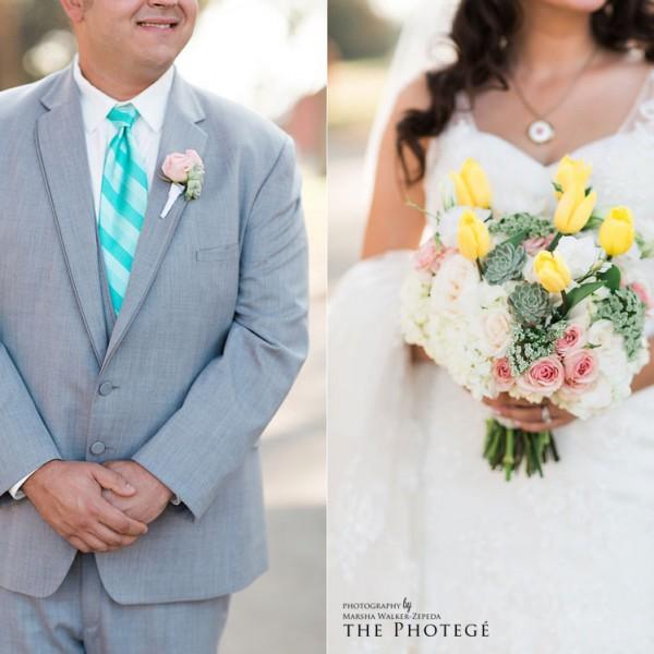 Kelci + Hunter = MARRIED {kern county museum, bakersfield, california wedding photography}