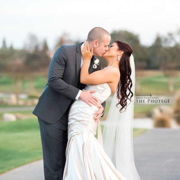 Bess + David = MARRIED {bakersfield, california, seven oaks country club wedding}