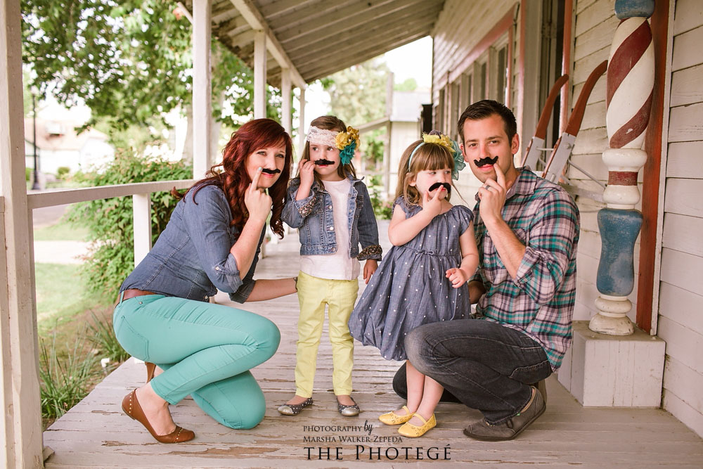The Wilford Family {bakersfield, california family photography}
