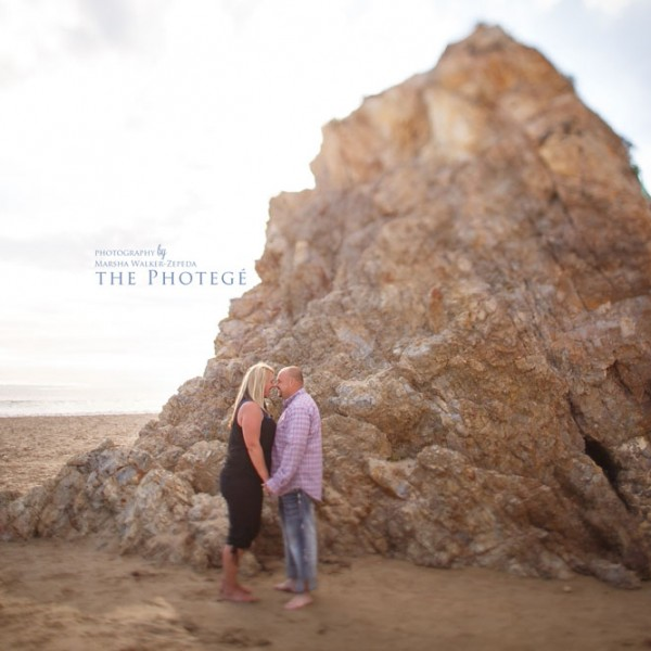 Stephanie + Brian = ENGAGED {central coast, california engagement photography}