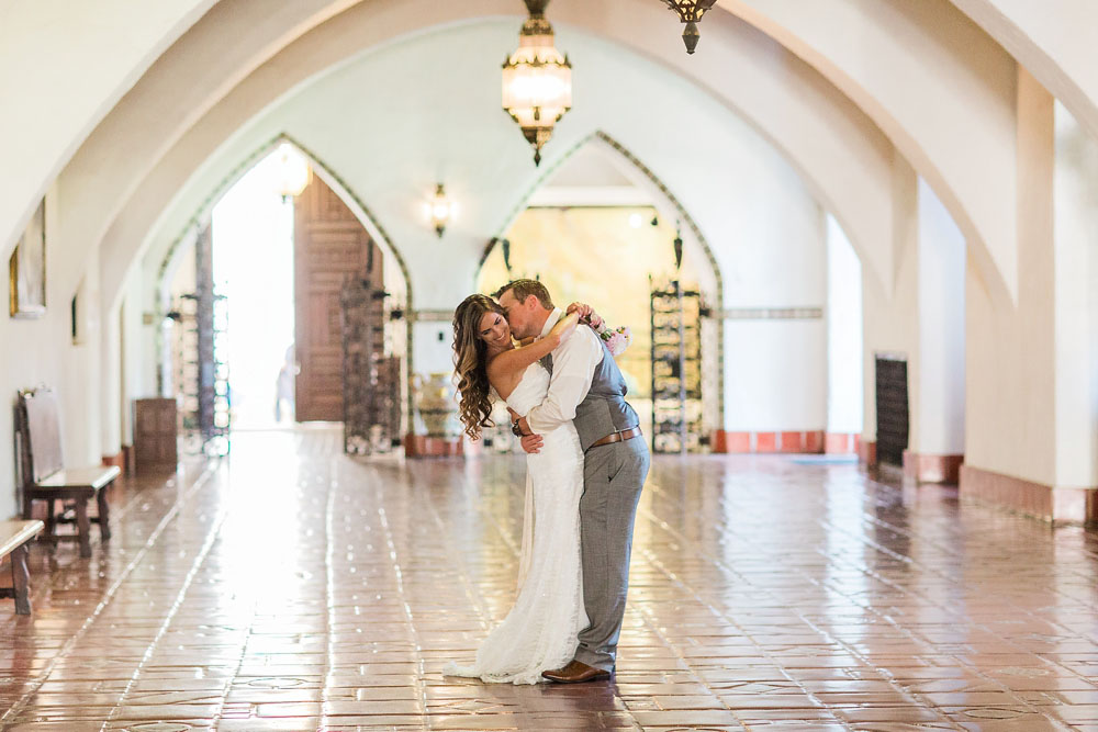 Melissa + Chad = Married! {Intimate Santa Barbara Courthouse Wedding Photographer}
