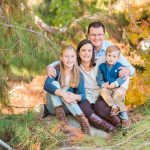 bakersfield california fall family session