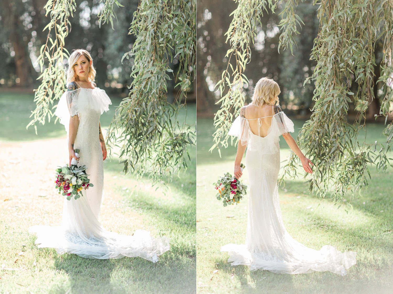 The Photege - Elegant Boho Wedding on Suburu Farm in Bakersfield California- Cassie and Darin Buoni-3003