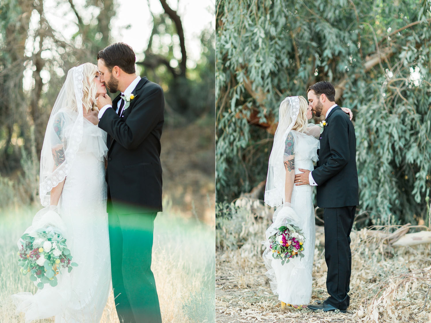 The Photege - Elegant Boho Wedding on Suburu Farm in Bakersfield California- Cassie and Darin Buoni-3008