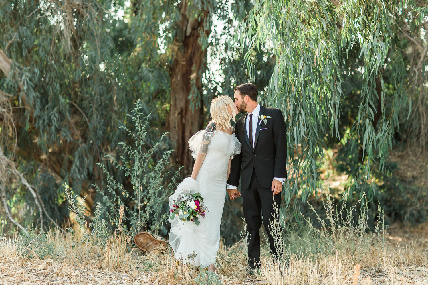The Photege - Elegant Boho Wedding on Suburu Farm in Bakersfield California- Cassie and Darin Buoni-3012