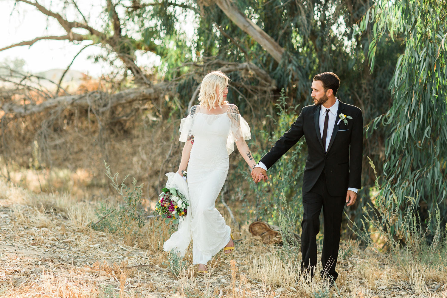 The Photege - Elegant Boho Wedding on Suburu Farm in Bakersfield California- Cassie and Darin Buoni-3014