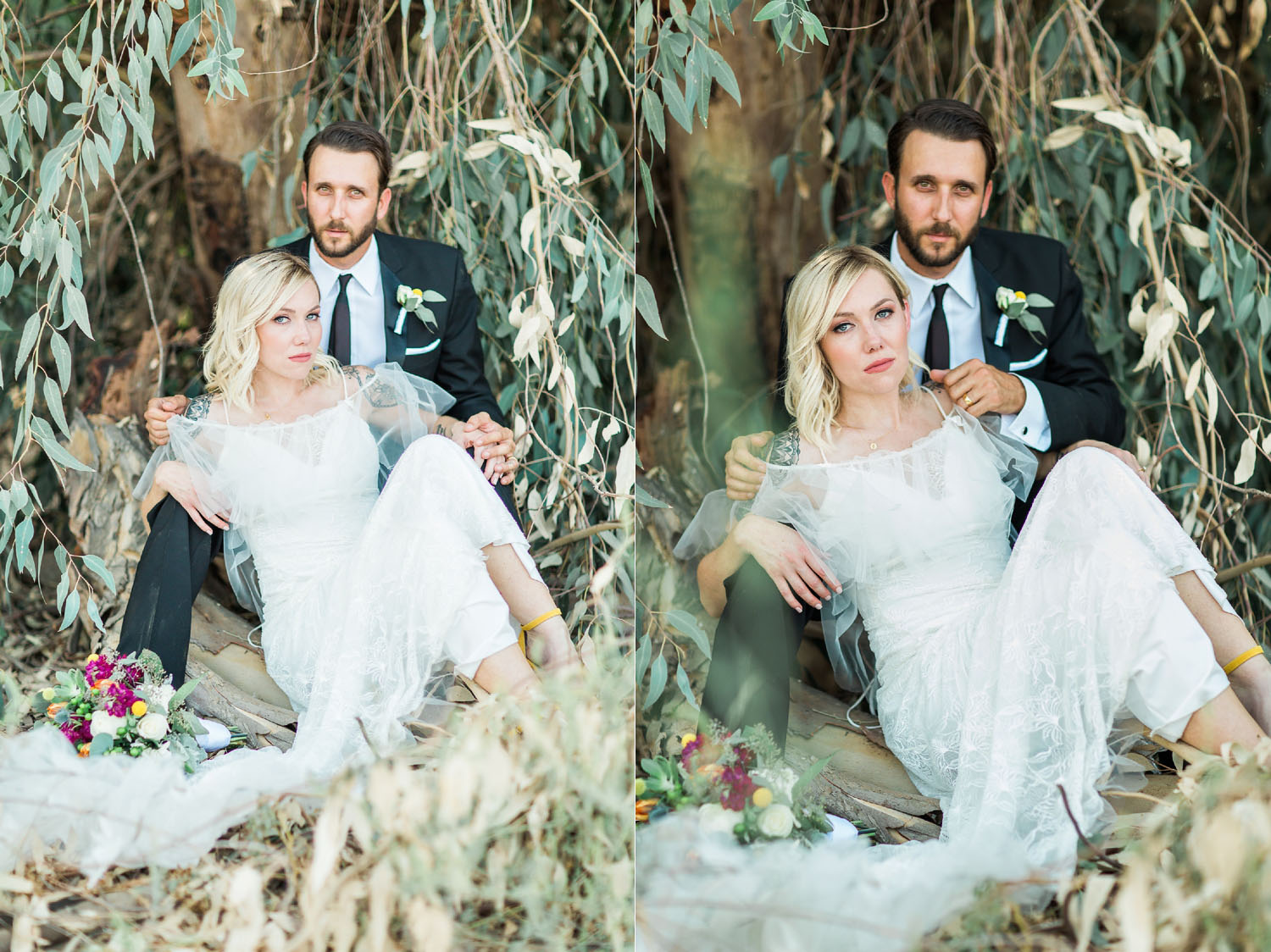 The Photege - Elegant Boho Wedding on Suburu Farm in Bakersfield California- Cassie and Darin Buoni-3019