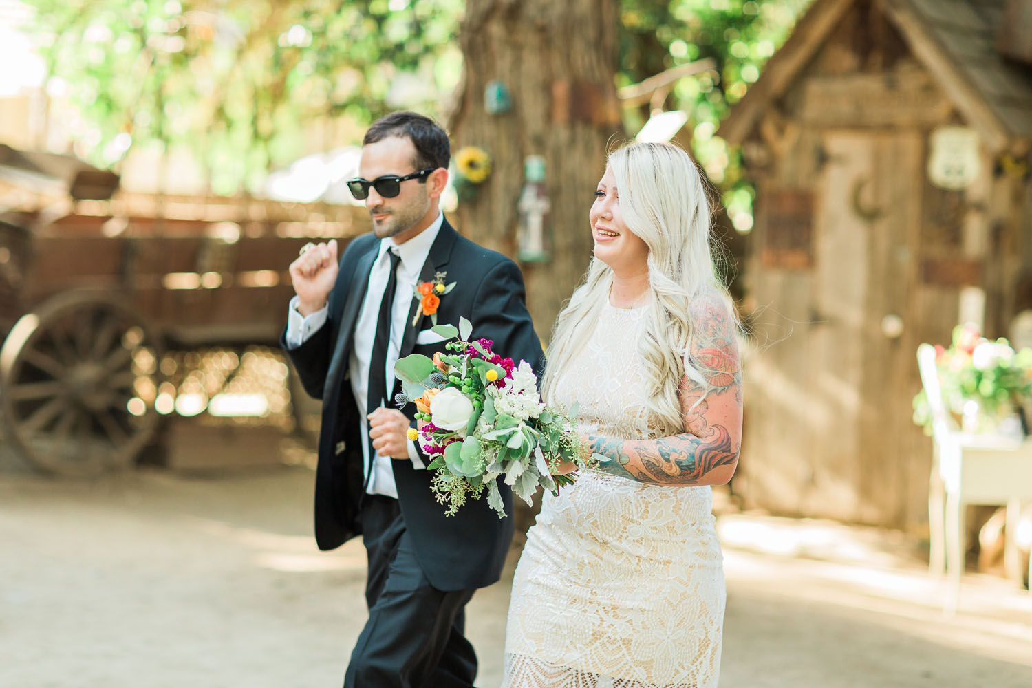 The Photege - Elegant Boho Wedding on Suburu Farm in Bakersfield California- Cassie and Darin Buoni-3043