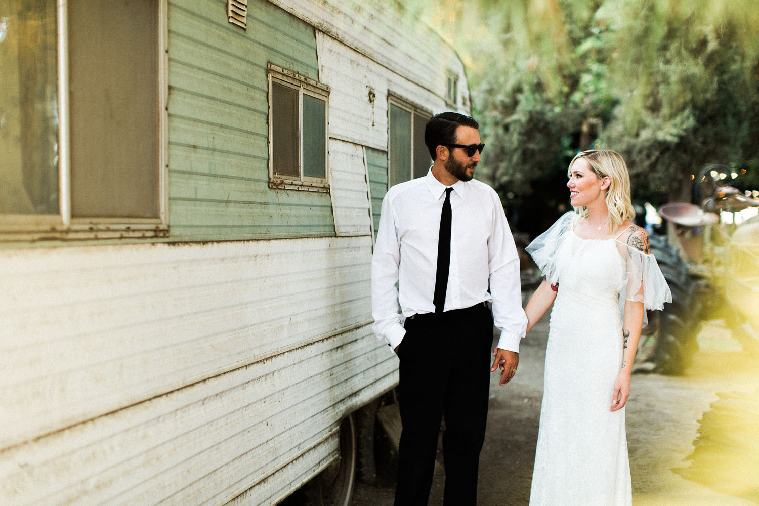 Elegant Boho Wedding on Suburu Farm in Bakersfield California, Cassie and Darin Buoni