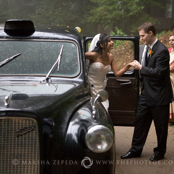 Flashback: Nestldown wedding