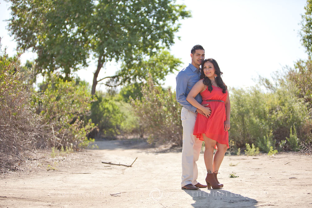 Adrian + Mayra = ENGAGED!