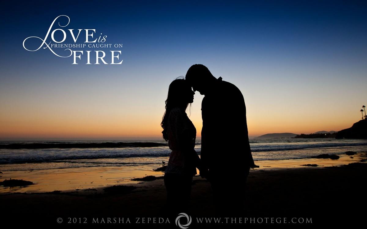 JJ + Elena = ENGAGED! {san luis obispo, pismo beach, california engagement session}