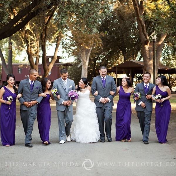 Adrian + Mayra = MARRIED! {bakersfield, california wedding}