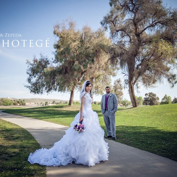 JJ + Elena = MARRIED {bakersfield, california wedding photography}