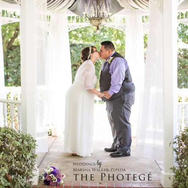 Terah + Rodrigo = MARRIED {bakersfield, california wedding photography}