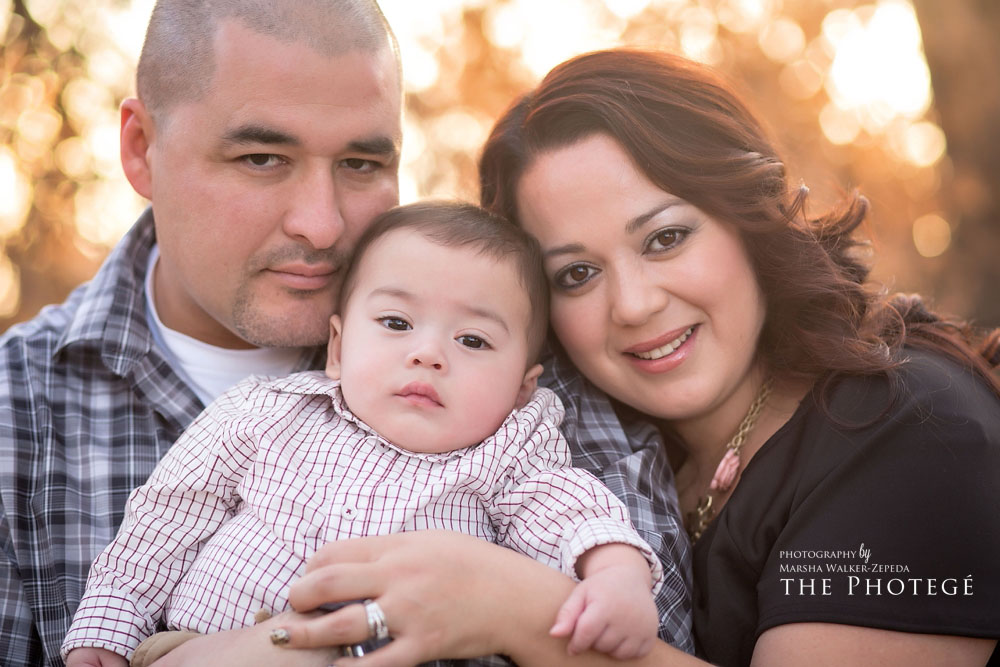 Baby Ivan : 6 months old {bakersfield, california baby photography}