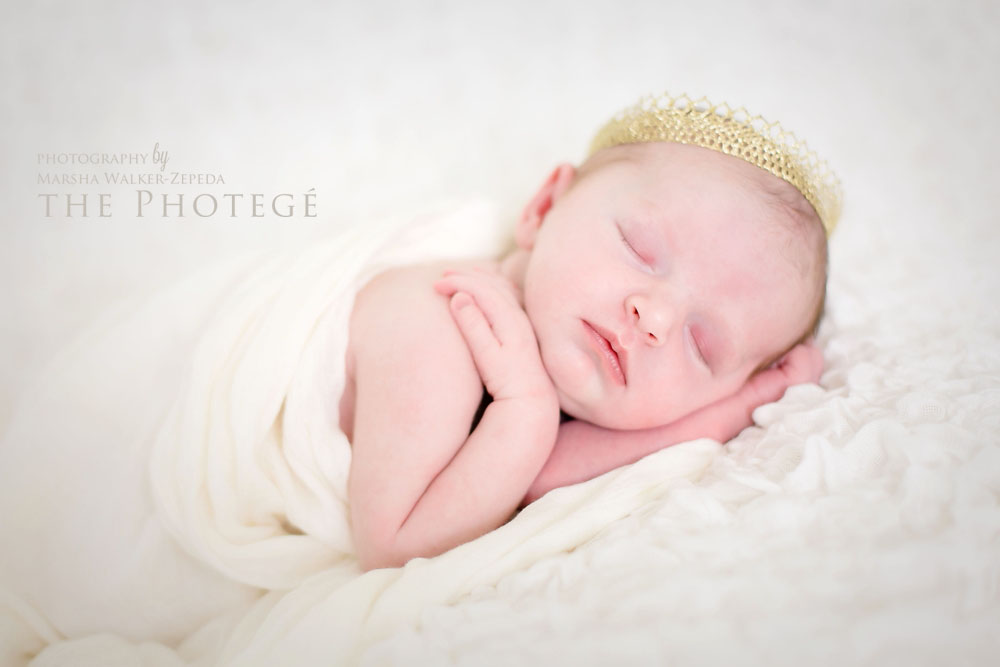 Taylor Rose {bakersfield, california newborn photography}