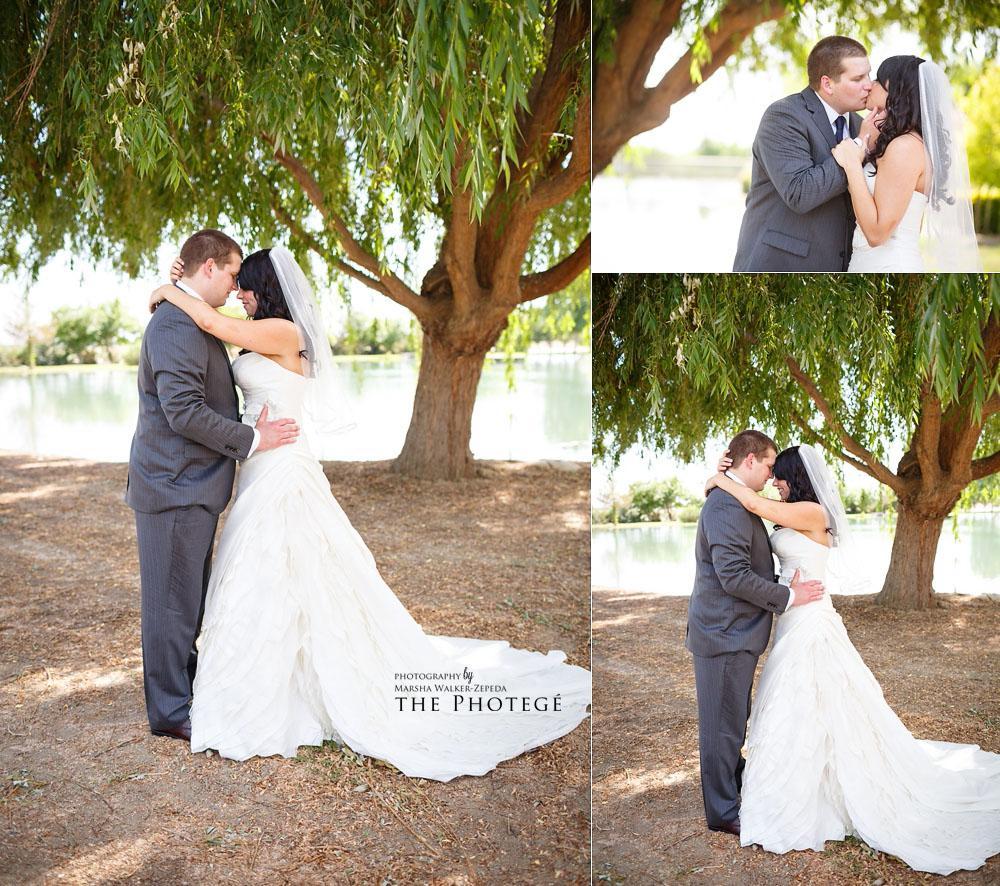 glaser wedding first look