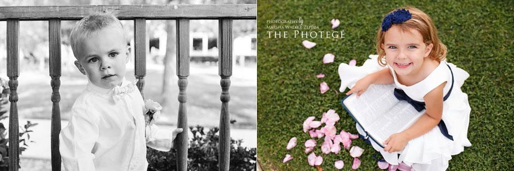 flower girl, shafter park place wedding