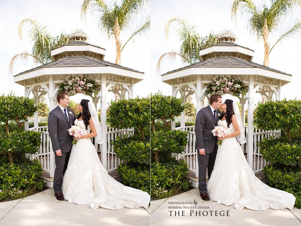 mr and mrs chad glaser, shafter park place wedding