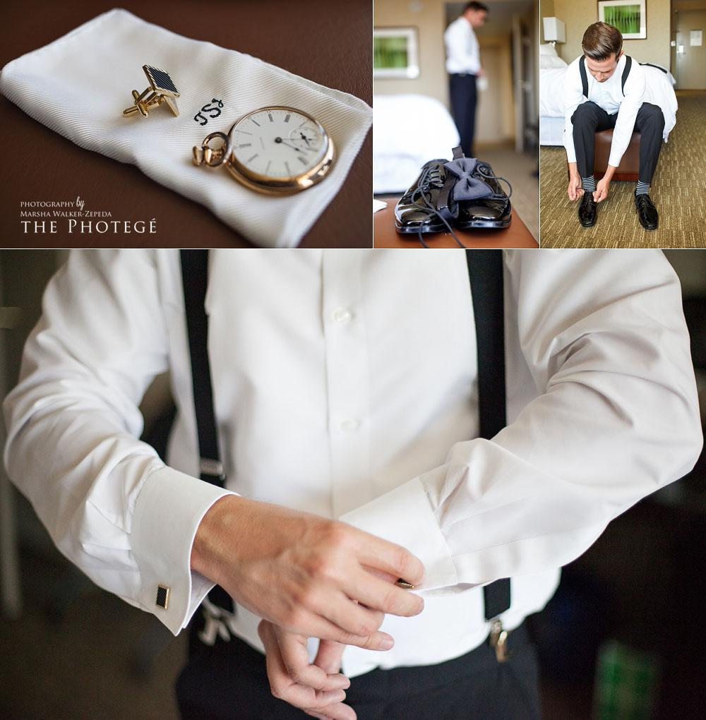 groom details, costa mesa wedding