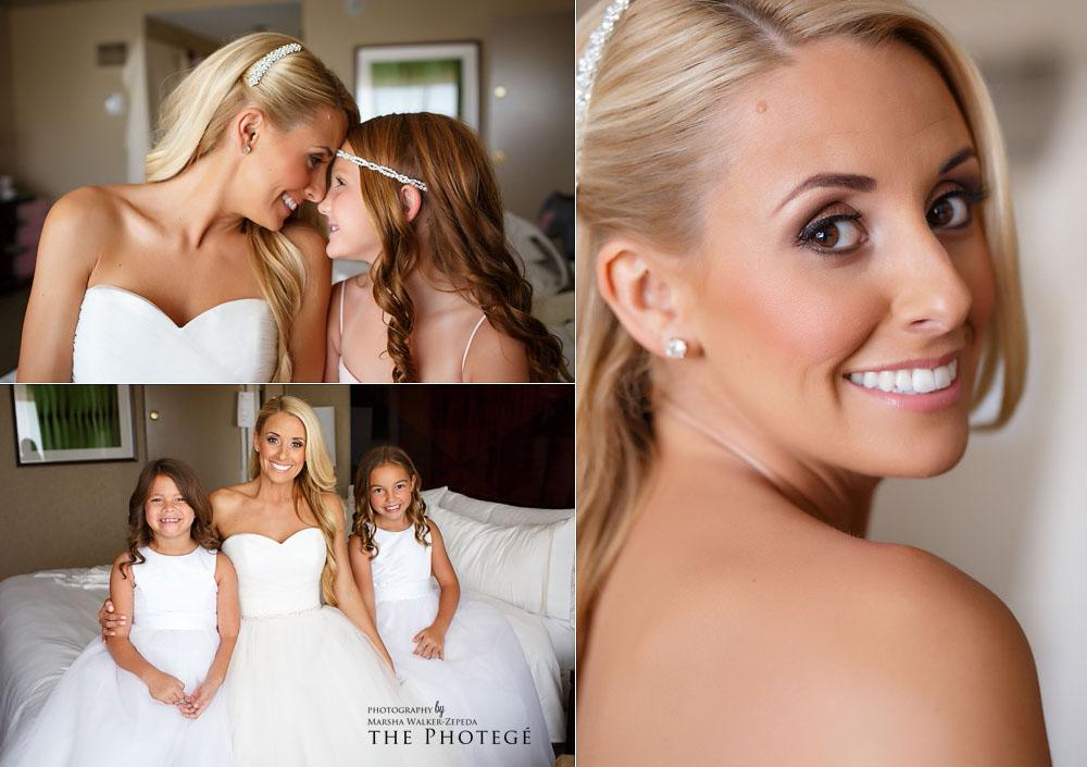 beautiful bride, costa mesa wedding