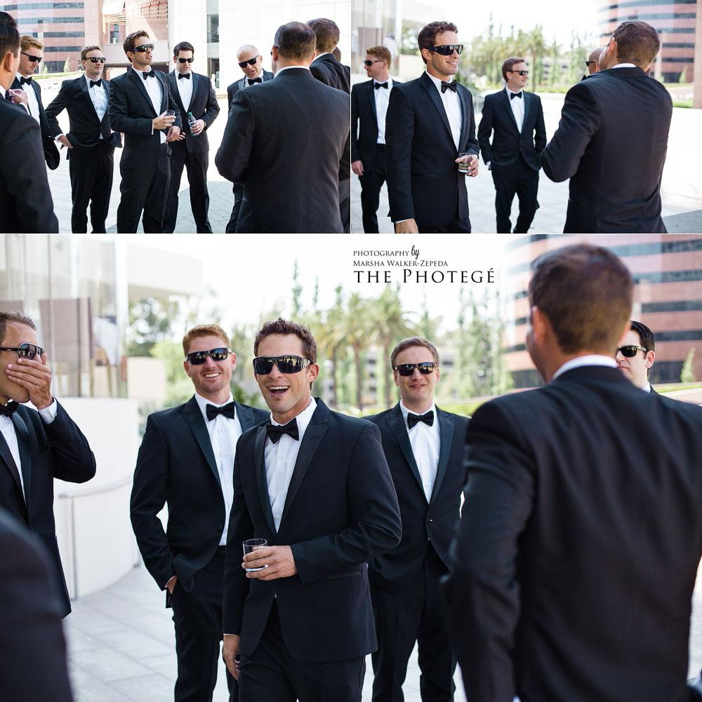 groomsmen, costa mesa wedding