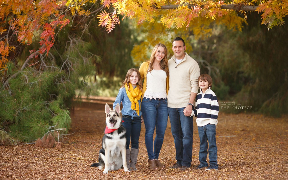 The Mitchell Family {bakersfield, california family photography}