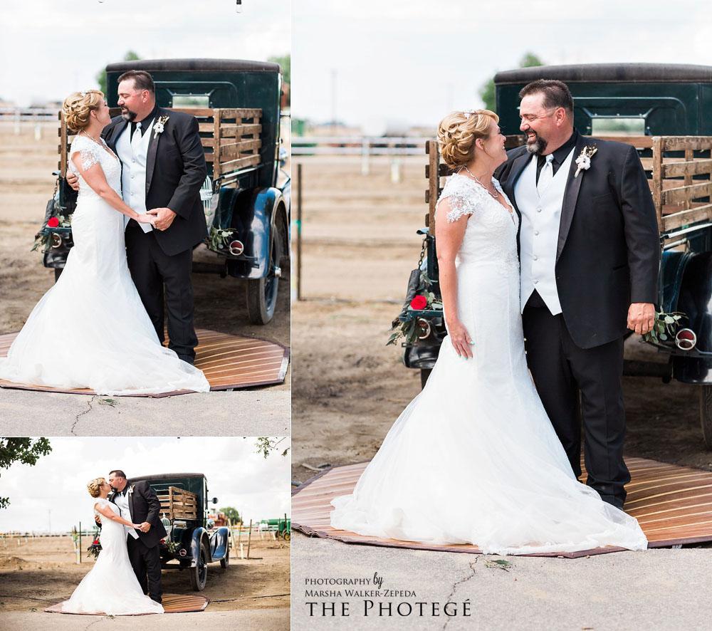 Bakersfield Farm Wedding