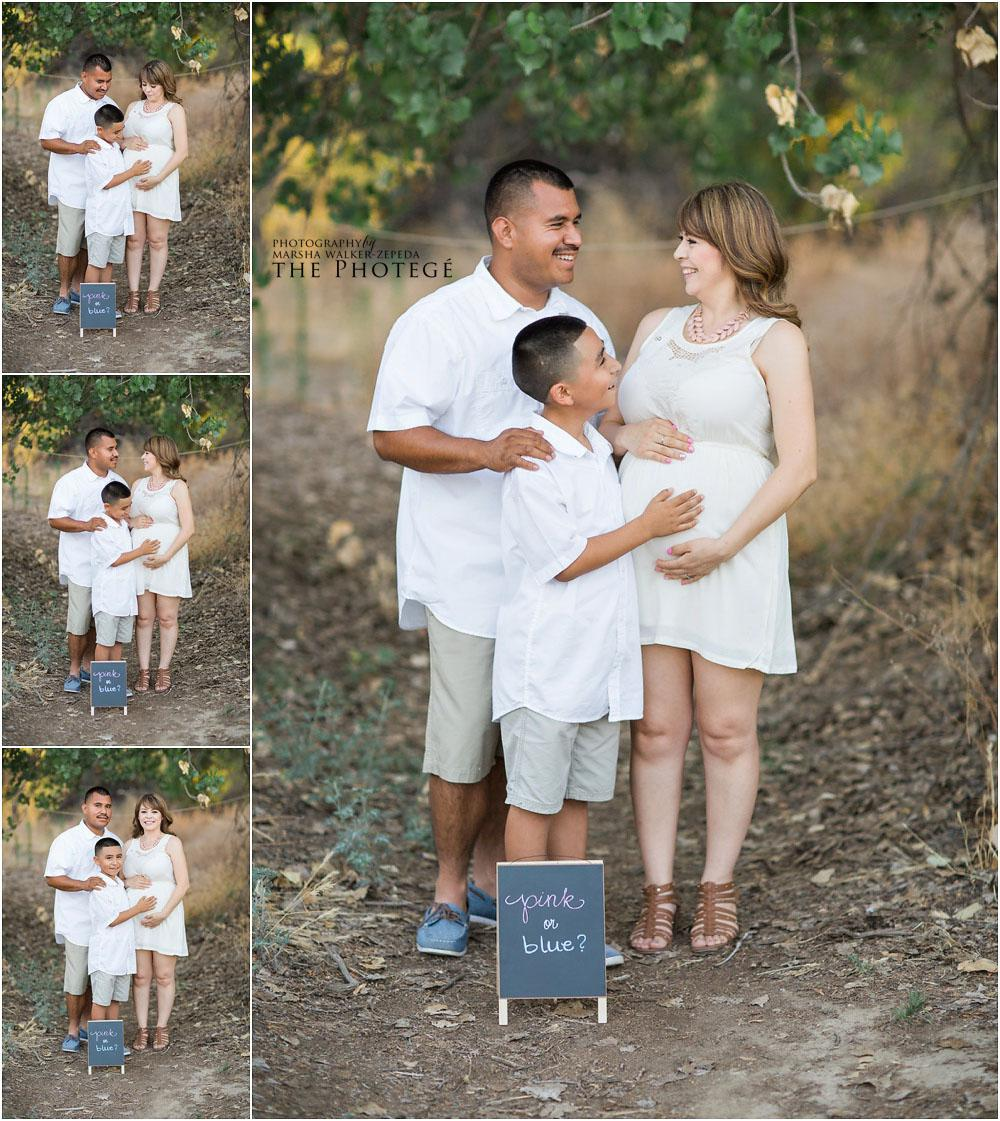 gender reveal, maternity photography